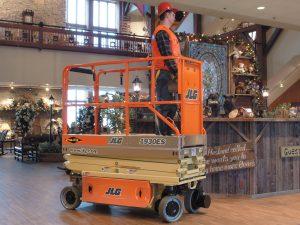10 12 meter scissor lift hire ludlow
