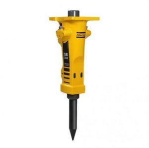 excavator attachments hydraulic breaker hire